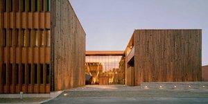 Construcción en Madera - Museo
