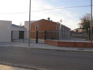Edificios Pabellones-General