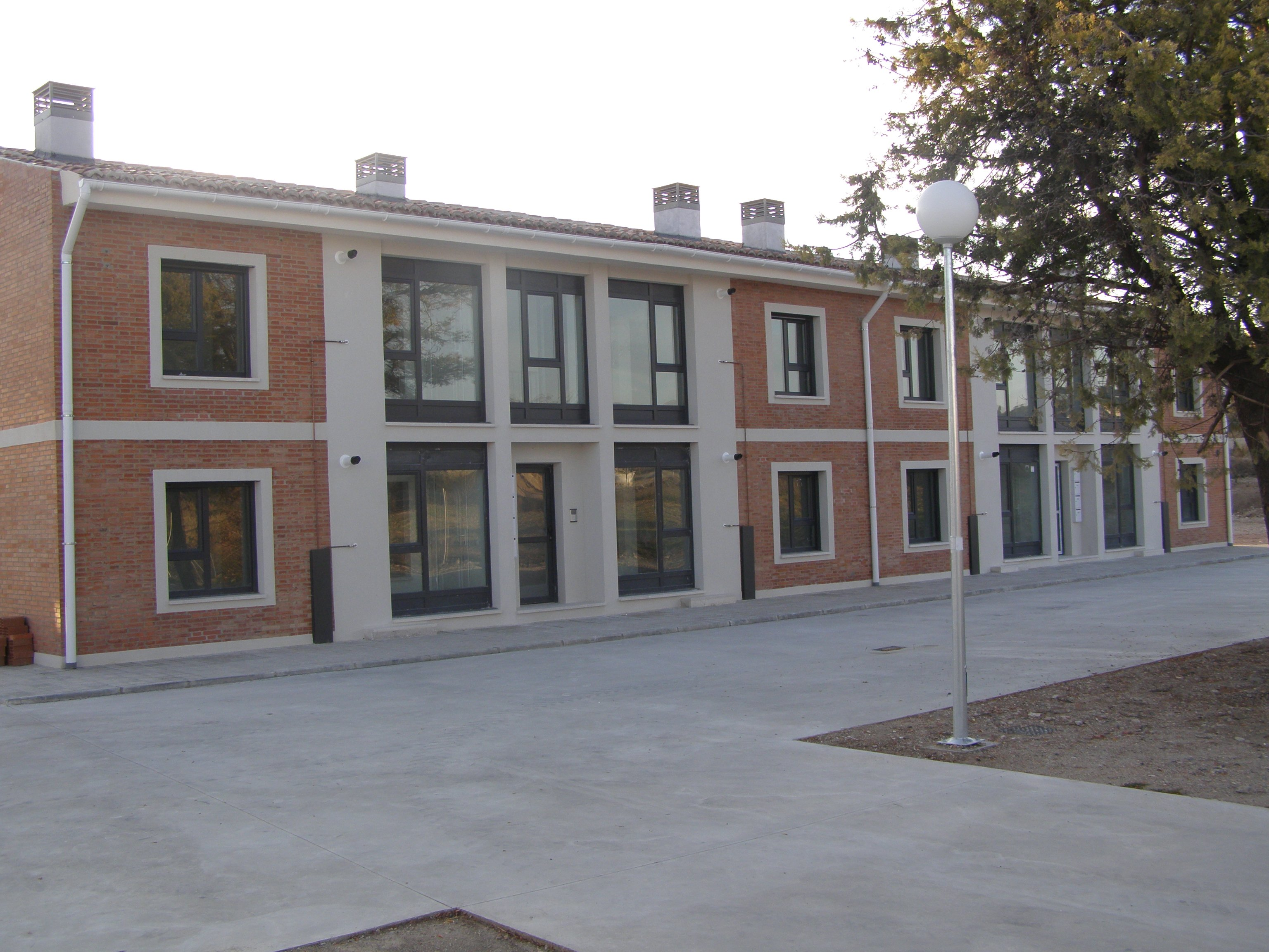 Proyecto de Rehabilitación- Cuartel de Baltanás (Palencia)