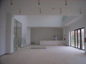 San Juanillo - vista interior