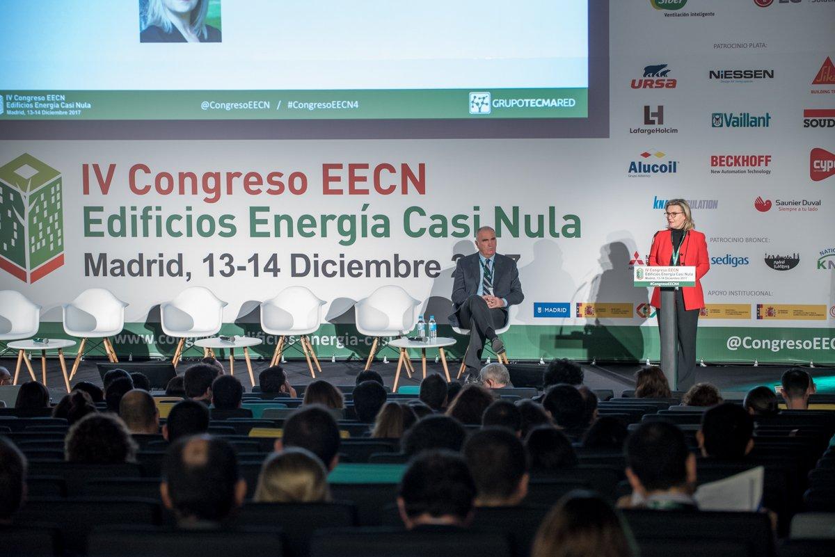 4º Congreso Nacional sobre Edificios de Energía Casi Nula