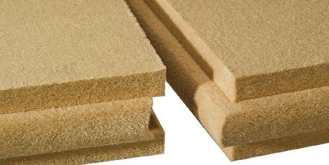 aislamientos sostenibles fibra madera