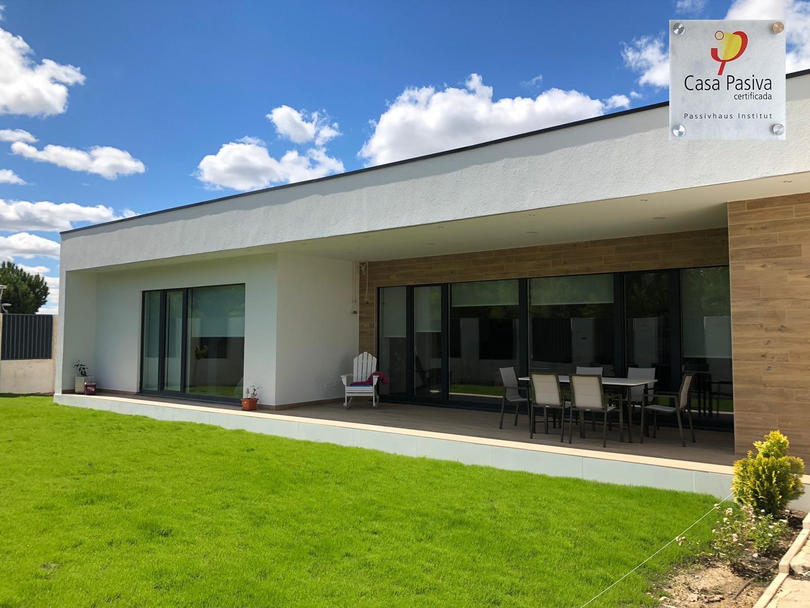 Passivhaus en Valladolid