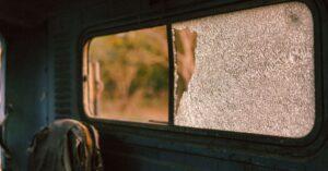 Sindrome de la ventana rota coche