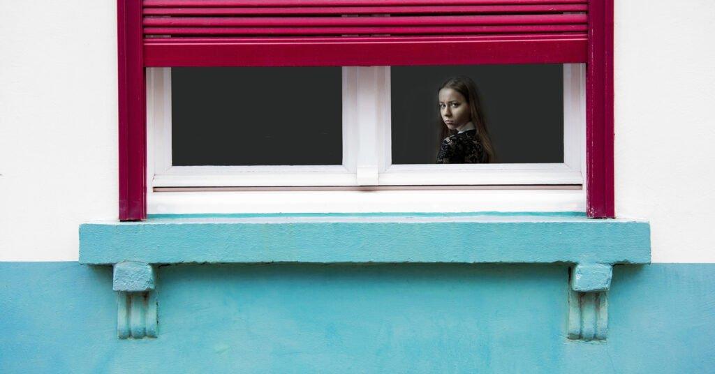 La persiana enrollable
