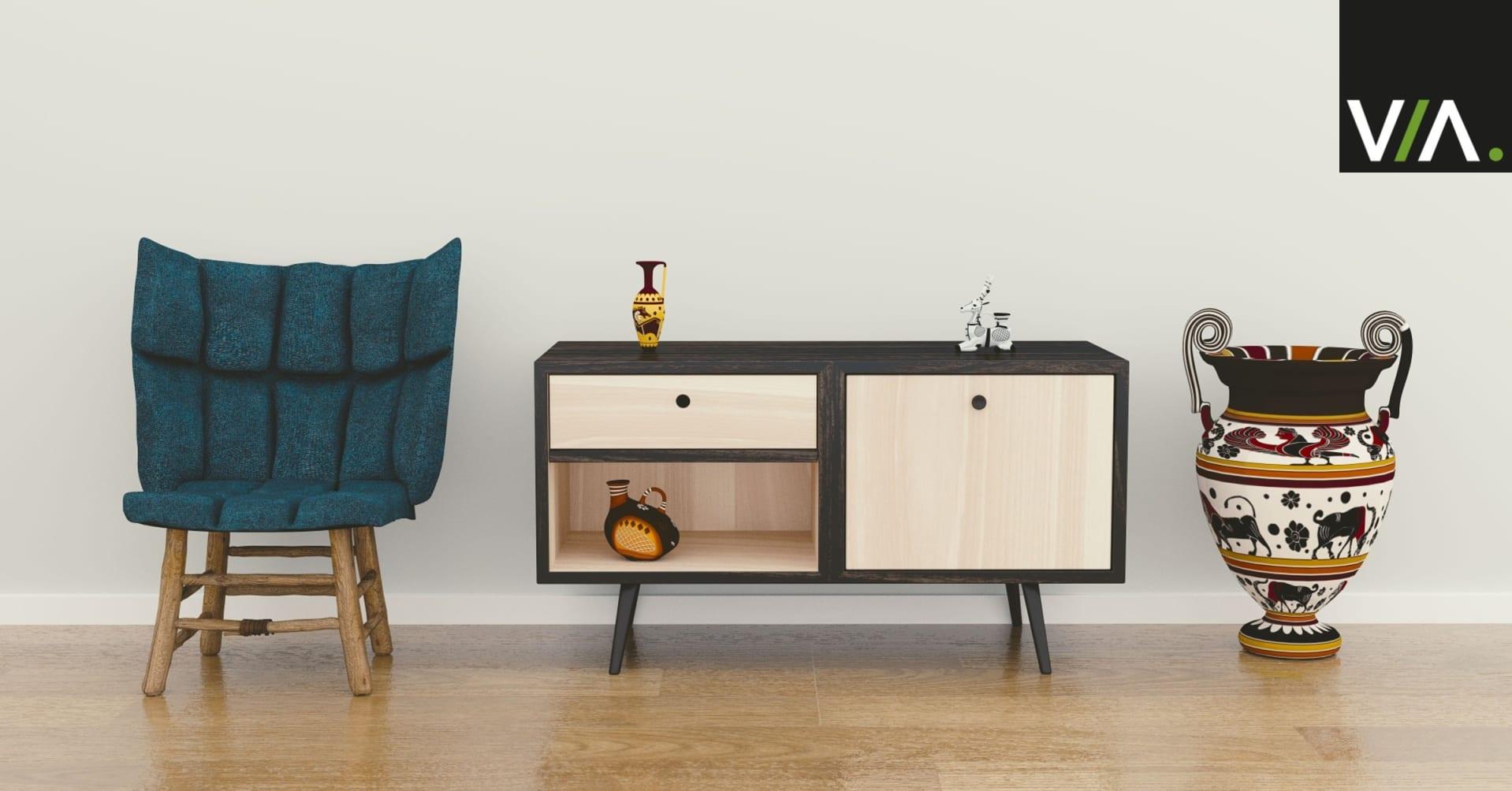Muebles de diseño ecológico