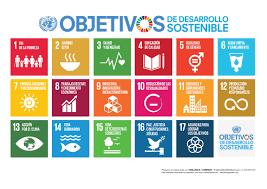 Objtetivos de Desarrollo Sostenible